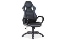 Кресло офисное Q-105 черный (Signal)