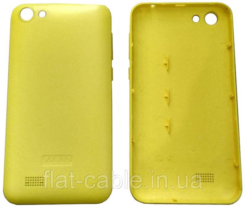Крышка задняя Viaan V403 Желтый