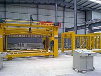 Заводы по производству газобетона, под заказ из Китая.
