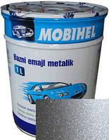 Автокраска, автоэмаль металлик Серебристая №640