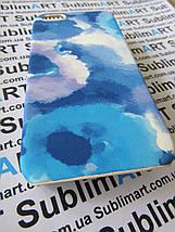 Дизайнерский чехол ручной работы для Iphone 5/5s (акварельный принт), фото 2