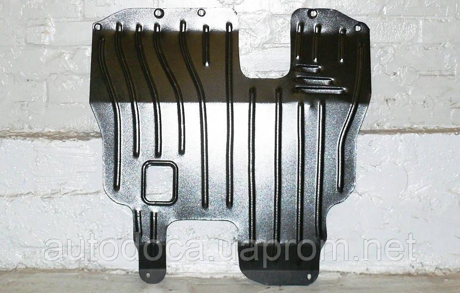 Защита картера двигателя и кпп Mazda 323 1998-