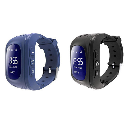 Смарт часы Smart Baby Watch Q50 с GPS ОПТОМ