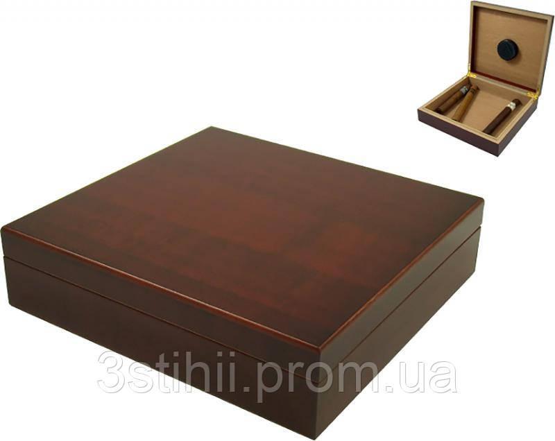 Хьюмидор дорожный Angelo для 10 сигар Коричневый (920350)