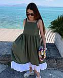 Женское красивый сарафан (в расцветках), фото 2