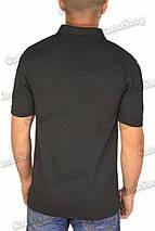 Футболка-поло летняя полицейская из ткани CoolPass, фото 3