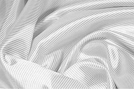 Подкладочная ткань диагональ  белый