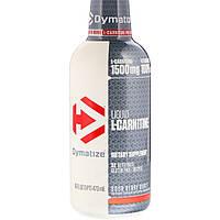 Dymatize Nutrition, Жидкий L-карнитин, Взрыв кислых ягод, 1500 мг, 16 ж. унц.(473 мл)