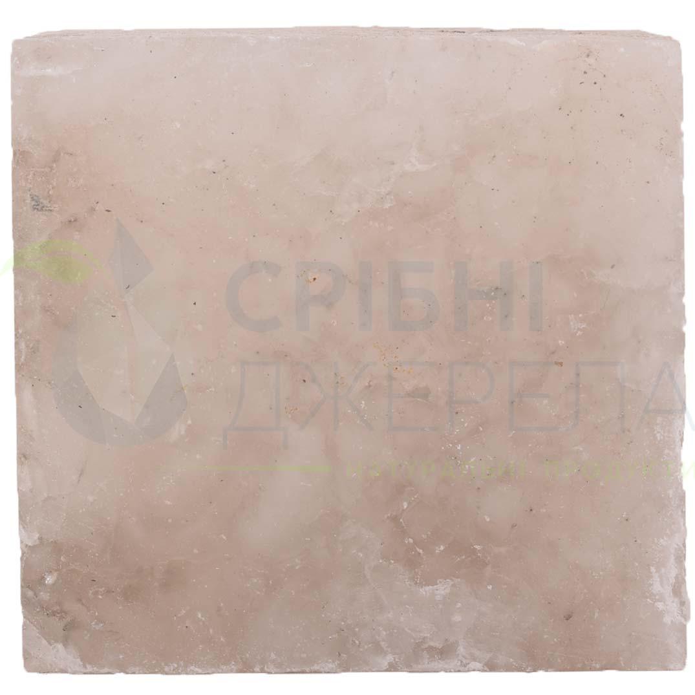 Мыло из белой соли Квадратное