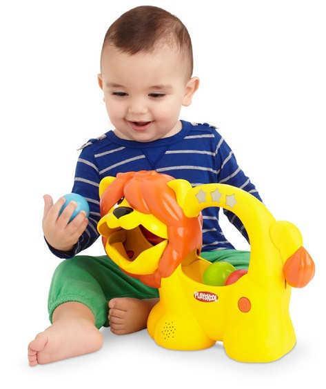 Іграшки для самих маленьких