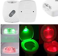 📀Подсветка для унитаза Lightbowl с LED + датчик движения