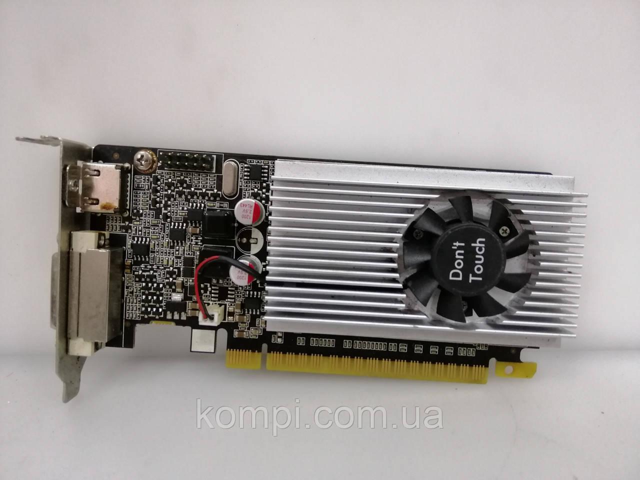 Видеокарта NVIDIA GeForce GT 705 1Gb PCI-E HDMI