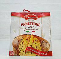 Панеттоне Pineta с цукатами и изюмом 800 грамм Италия