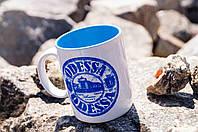 Сувенирная чашка с надписью Одесса 350мл