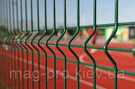 Ограждение спортивных площадок (высота 4м), фото 2