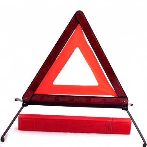 Знак аварийной остановки в футляре, фото 2
