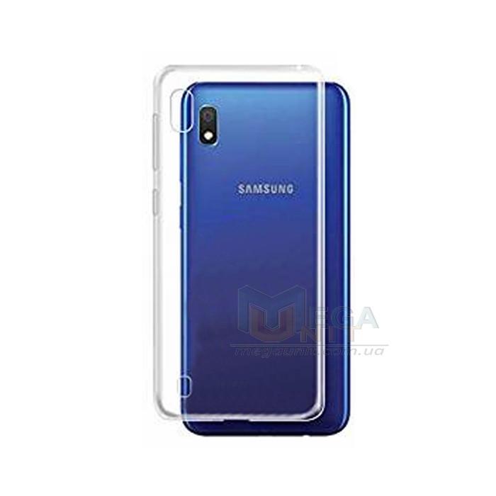 Прозрачный силиконовый чехол для Samsung Galaxy A10 2019 (a105)