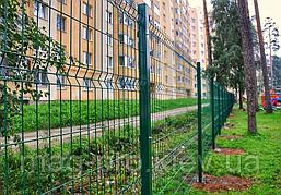 Ограждение спортивных площадок (высота 4м) для мини-футбола-4м, фото 2