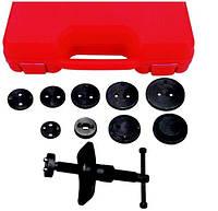 Набор для сведения тормозных цилиндров, 10 предметов AmPro T75805