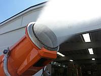Пушки для пылеподавления - Подавление пыли и запахов