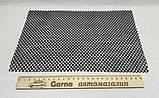 Антискользящий липкий коврик автомобильный 30х15см, фото 2