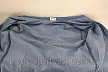 Рубашка мужская джинсовая с коротким рукавом, фото 3