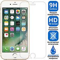 Защитное стекло iPhone 6 6S (Прозрачное 2.5 D 9H) (Айфон 6 6С)