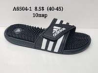 Шлепанцы №A6504-1 (40-45).Опт.