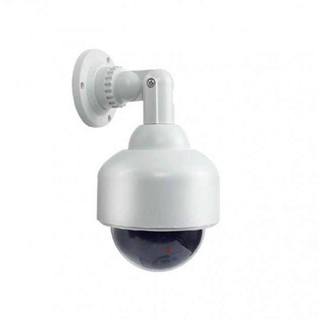 Муляж видеокамеры, цвет - белый, камера обманка, CAMERA DUMMY 2000, камера муляж