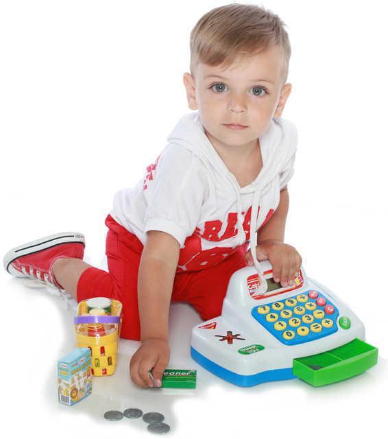 Детские кассовые аппараты