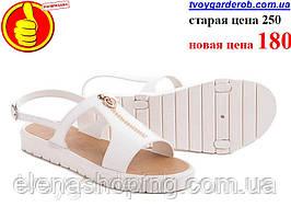 Стильні жіночі силіконові сандалі р 36-39(КОД 2050-00) РОЗПРОДАЖ ВІТРИНИ.