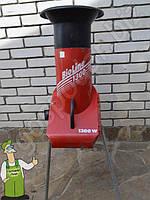 Веткоизмельчитель Atika - Универсальная  дробилка садовая электрическая  б/у - 1300Вт, фото 1