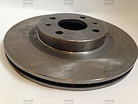 Hola HD905 Диск тормозной передний (R14) ВАЗ 2110-2112, Калина, Приора