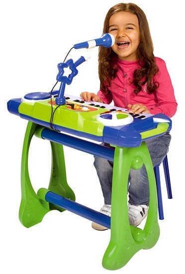 Детские пианино, синтезаторы