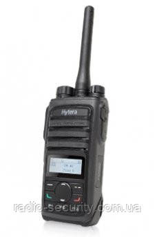 Вибухобезпечна портативна радіостанція цифрова Hytera PD565 (UL913)