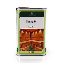 Масло для саун и бань, Sauna oil, Borma Wachs, Interior Line, 5 литров