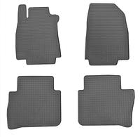 Коврики в салон для Nissan Tiida 04- (комплект - 4 шт) 1014104