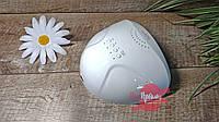 Белая гибридная лампа для ногтей UV/LED SUNone, 48W, фото 1
