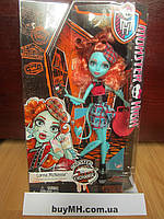 Кукла Monster High Monster Exchange Program Lorna McNessie Doll Лорна МакНесси Программа по обмену