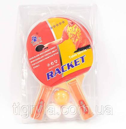 Ракетки для пинг понга, настольного тенниса, фото 2