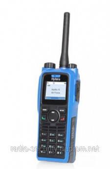 Вибухобезпечна цифрова портативна радіостанція Hytera PD795Ex