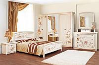 Спальня Ванесса, продается комплектом и по модулям
