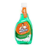 Средство для мытья стекол MR. MUSCLE Утренняя роса, 500мл, сменная бутылка