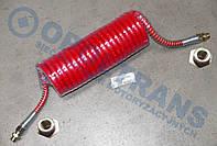 Шланг витой пневматический спиральный  Fi90x22.M16