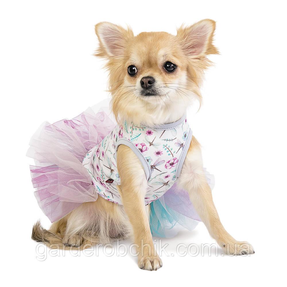 """Платье  """"ДЕЙЗИ"""" для собаки, кошки. Одежда для собаки XS"""