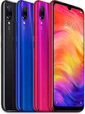 Смартфон Xiaomi Redmi Note 7 PRO 6 128GB Space Black, фото 3