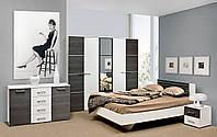 Спальня Круиз, продается комплектом и по модулям