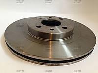 Диск тормозной передний Brembo 09.8903.14 на ВАЗ 2110-12, 1117-19, 2170-72 (R14), фото 1