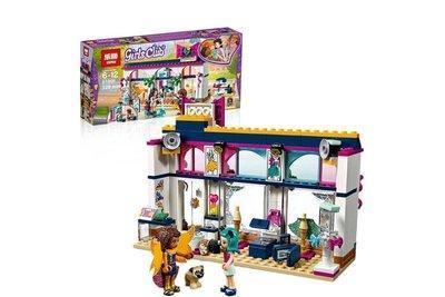 3ded83268c4cb Конструктор Lepin 01066 Френдс Магазин аксессуаров Андреа (аналог Lego  Friends 41344)