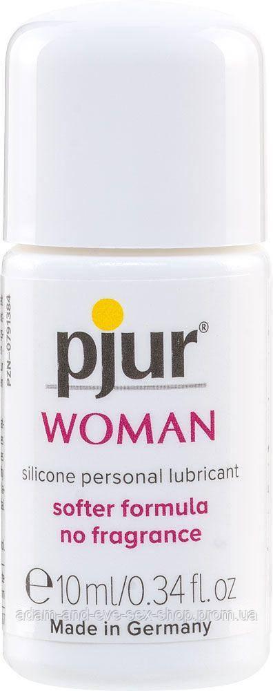 Интимная смазка на силиконовой основе pjur Woman 10 мл